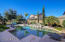 Large sparkling pool with plenty of space to sit back and relax