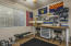 This space is ideal for a workshop, bedroom or home office.