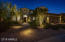 The mature landscaping, lighting and pavers make the curb appeal so unique.