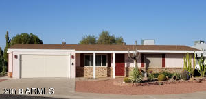 10347 W CINNEBAR Avenue, Sun City, AZ 85351