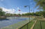 The tennis courts are available to use year round!