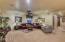 Basement Living Room.