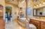 Master Suite Bath Area.