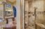 Master Suite Bath Shower & Steam Room.