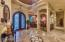 Beautiful Entry Way with Cantera Doors.