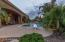 Large Diving Pool with Pavers.