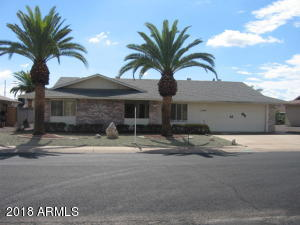 13039 W FOXFIRE Drive, Sun City West, AZ 85375