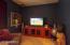 I'm a comfy sound-proof media room!