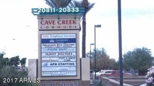 20815 N CAVE CREEK Road, 104
