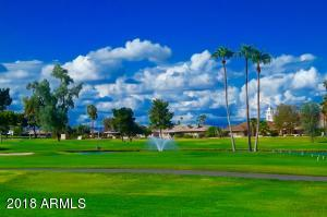 Fantastic Lake View of Double Fairway Golf Course