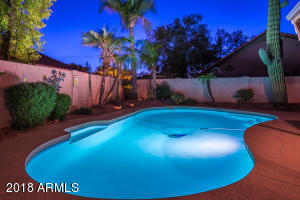 Beautifully remodeled pool 2017