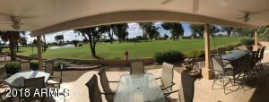 THE MOST SENSATIONAL SUNLAND VILLAGE GOLF COURSE VIEW FROM PATIO