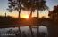 Breathtaking Sunset from your backyard oasis