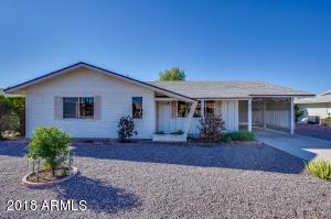 9915 W PINEHURST Drive, Sun City, AZ 85351