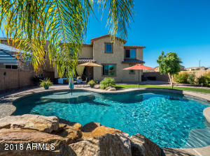 4881 S JOSHUA TREE Lane, Gilbert, AZ 85298