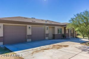 Quiet neighborhood with no neighbors to the south or the east, paved roads to this beautiful home! 2-tone paint, circular drive and plenty of extra parking area on slab or off to either side.