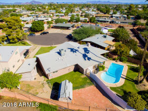 321 E. Manhatton dr. Tempe, AZ for sale- .25 acre with workshop, toolshed, RV gate, saltwater pool, covered patio, and 4 bedrooms in heart of Tempe. call Lori at 602-432-3296