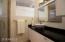 Master bath - separate shower