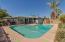 Large pool patio