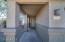 Walkway leading up to front door, updated exterior paint