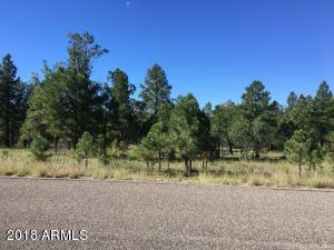 Lot 52 W COYOTE Ridge Lot 52, Happy Jack, AZ 86024
