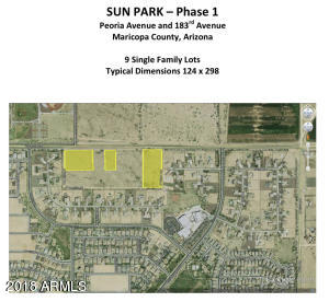 184XX W PEORIA Avenue, 3A, Waddell, AZ 85355