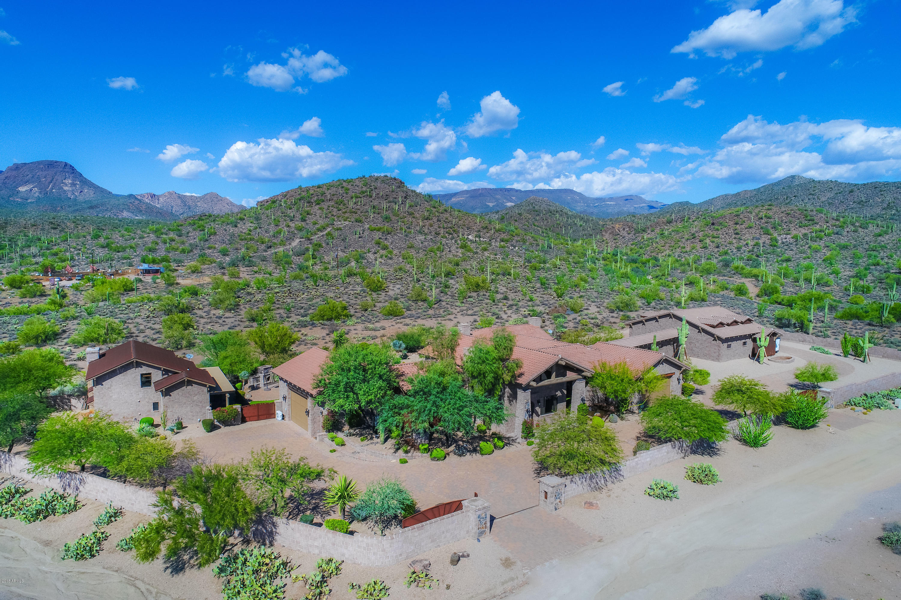 42531 N SPUR CROSS Road, one of homes for sale in Cave Creek