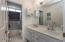 Upstairs Two Sink Bathroom 2