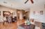 Over 2000 sq ft Custom Concrete Flooring