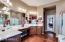 Concrete Flooring, Garden Tub and Separate Shower