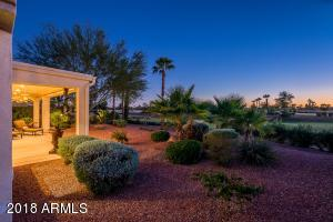 21916 N PEDREGOSA Court, Sun City West, AZ 85375