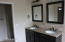 MASTER BAHTROOM DOUBLE SINKS