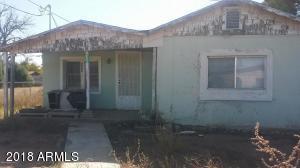 503 W Irvine Avenue, Douglas, AZ 85607