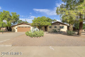 Single level rancher with great curb appeal