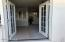 FRENCH DOOR'S OFF PATIO LEADS INTO KITCHEN & DINING RM!