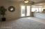 FRENCH DOORS LEAD TO PRIVATE ENCLOSED PATIO!