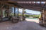 Flagstone Pool/BBQ Area Patio. Evening Sunsets are Spectacular