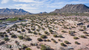 Located on the northeast side of Troon Village, this lot in Cantabrica Estates offers wonderful views of Troon Mountain and the McDowell Mountain Range, as well as well as the area landmark, Pinnacle Peak .