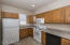 Move right in / Lots of great cabinets in this kitchen