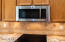 electric cooktop and almost new microwave