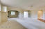 Large master suite with additional seating area