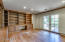 Custom built ins convey with home