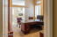 Work from home office , all built-ins, bookcases,file cabinets, and storage.