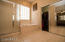 master bath with large seperate shower and tub