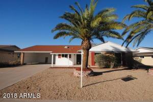10512 W CARON Drive, Sun City, AZ 85351