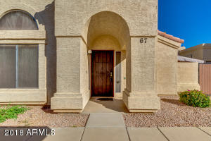 1111 W SUMMIT Place, 67, Chandler, AZ 85224