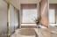 Master bath tub & shower