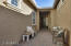 One of four courtyard/patios to choose from. This courtyard is a warm welcome to this NextGen home.