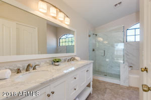 Remodeled Custom Master Bath