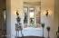 Light, bright and welcoming rotunda foyer